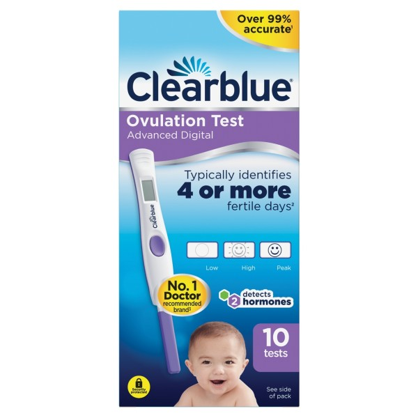 Clearblue Ovulation Advanced