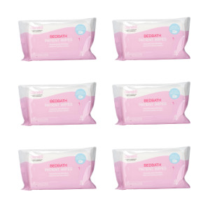 Clinell Bed-Bathing Wipes - 6 Pack
