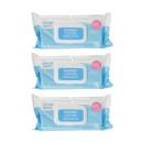Clinell Continence Care Barrier Cloths x3