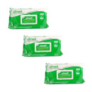 Clinell Universal Sanitising Wipes x3