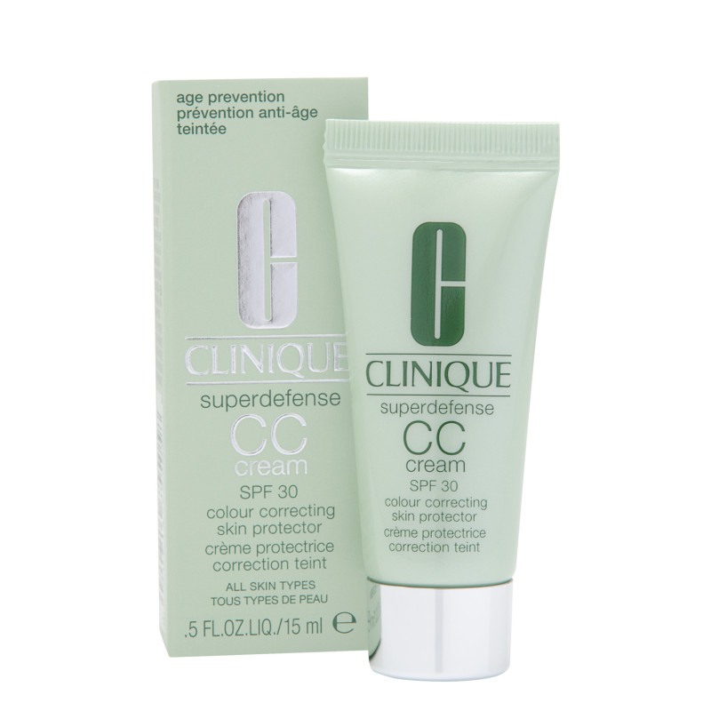 how to use clinique cc cream