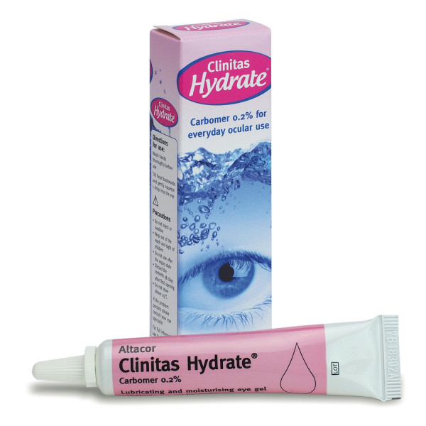 Clinitas Hydrate Gel