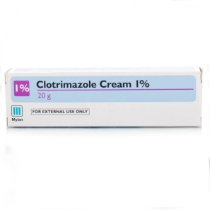 Clotrimazole 1% Cream