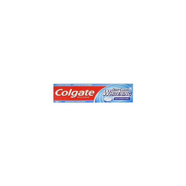 Colgate Sensation and Whitening Toothpaste