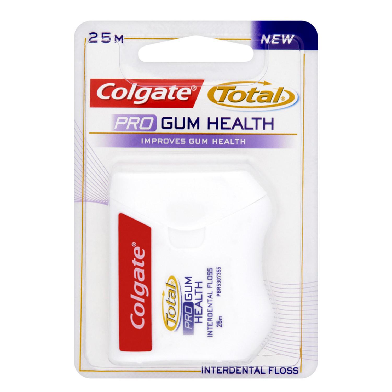 Colgate Total Pro Gum Health Floss