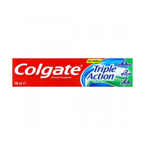 Colgate Total Triple Action Toothpaste