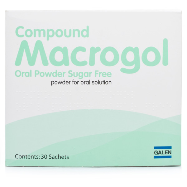 Compound Macrogol Oral Powder Sachets Sugar Free
