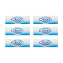 Corsodyl 1% W/W Gum Problem Treatment Dental Gel 6 Pack