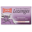 Covonia Cough Lozenges Strong Original Berry Blast