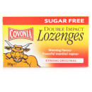 Covonia Double Impact Cough Lozenges Strong Original Sugar Free