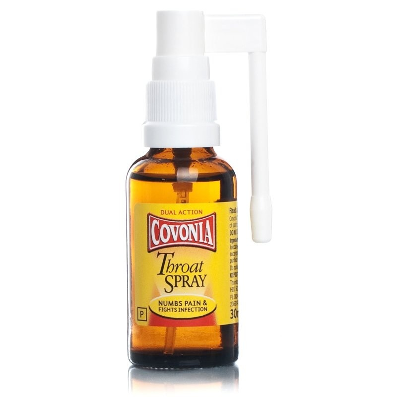 covonia throat spray instructions