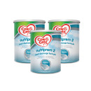 Cow & Gate Nutriprem 2 Baby Milk Formula Triple Pack