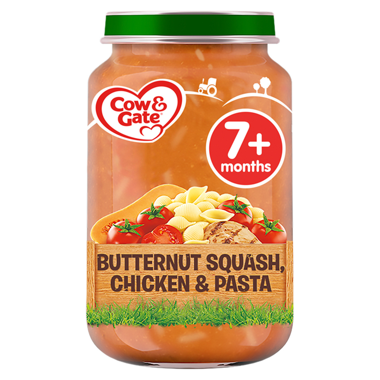 Cow & Gate Butternut Squash Chicken & Pasta Jar