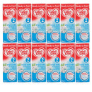 Cow & Gate Stage 2 Hungrier Baby Milk Ready to Feed Milk 12 Pack 200ml x 12