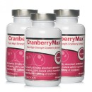 CranberryMax Pure High Strength Cranberry Extract Triple Pack
