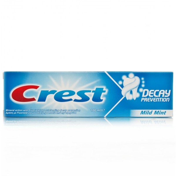 Crest Decay Prevention Toothpaste - 9 Pack