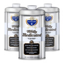 Cuticura Mildly Medicated Talcum Powder - 3 Pack