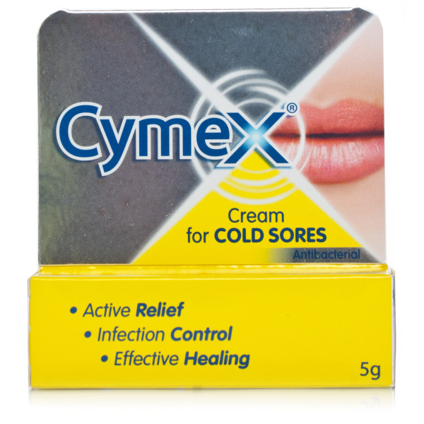 Cymex Cream For Cold Sores
