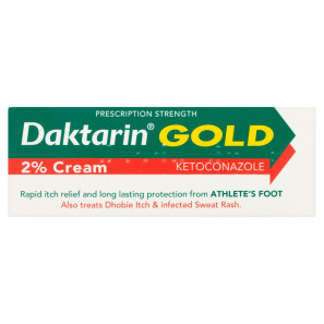 Daktarin Gold Cream