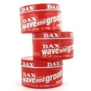 Dax Wax Red Wave And Groom - Triple Pack