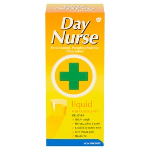 Day Nurse Liquid
