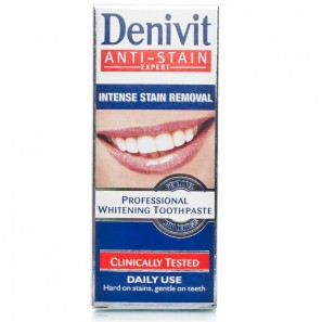 Denivit Professional Whitening Toothpaste Triple Pack