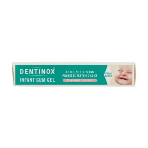Dentinox Infant Gum Gel Strawberry 15g