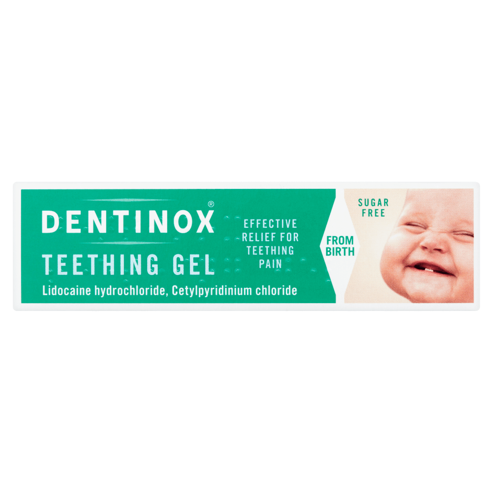 Click to view product details and reviews for Dentinox Teething Gel.