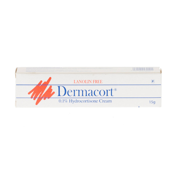 Dermacort Hydrocortisone Cream