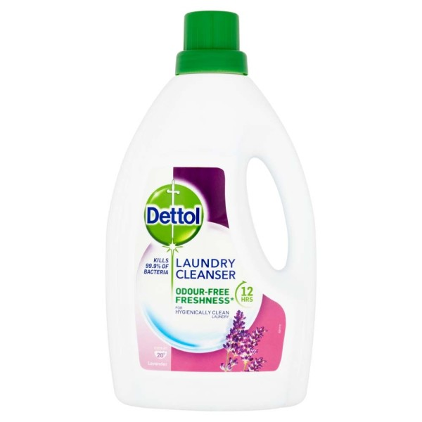 Dettol Anti-Bacterial Laundry Cleanser Lavender