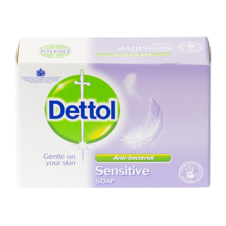 Image of Dettol Antibacterial Sensitive Soap