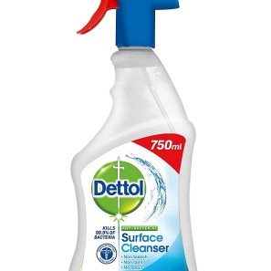 Dettol Antibacterial Surface Cleanser Spray