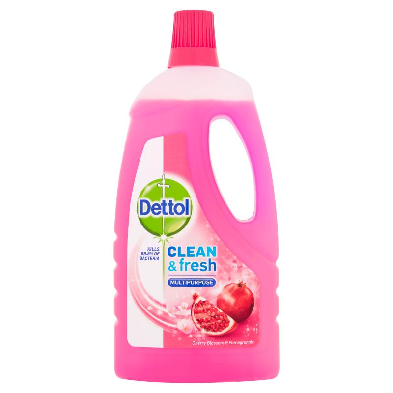 Dettol Clean & Fresh Cherry Blossom & Pomegranate