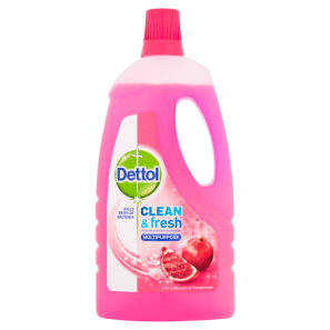 Dettol Clean & Fresh Cherry Blossom & Pomegranate 1L