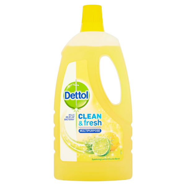 Dettol Clean & Fresh Citrus Liquid