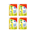 Dettol Clean & Fresh Multipurpose Cleaning Refill Spray Lemon x 4