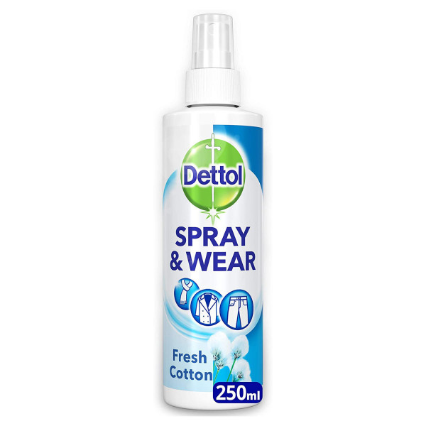 Dettol Cleansing Spray Fresh Cotton New Formula