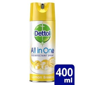 Dettol Disinfectant Spray Lemon Breeze