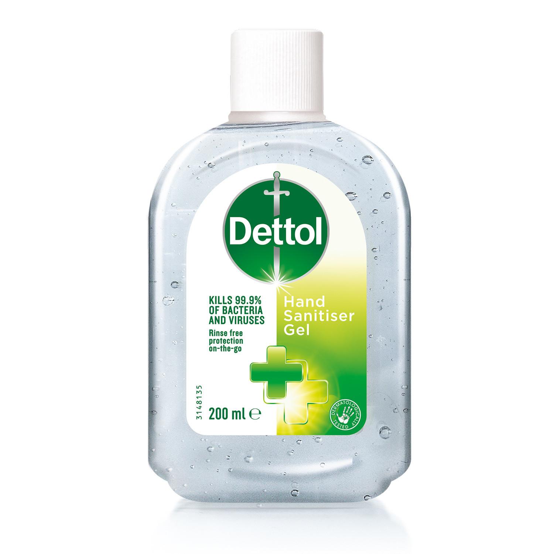 Dettol Hand Sanitiser Gel