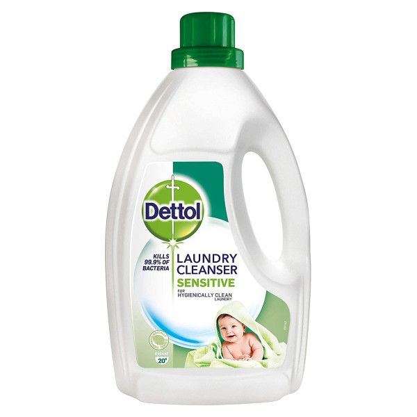 Dettol Laundry Sanitiser Sensitive