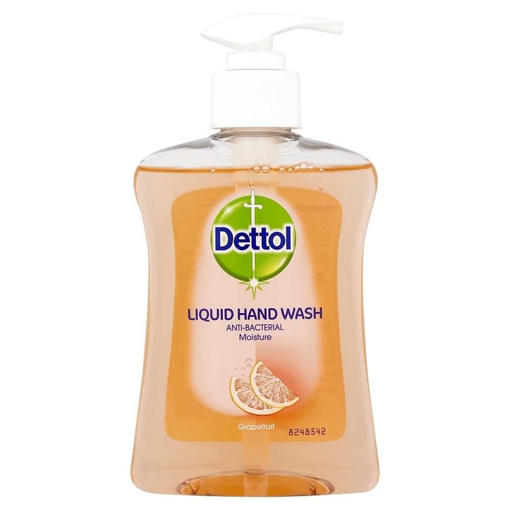 Image of Dettol Liquid Handwash Grapefruit