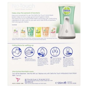 Dettol No Touch Cucumber