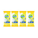 Dettol Power & Fresh Multi-Purpose Citrus Wipes - 320 Wipes