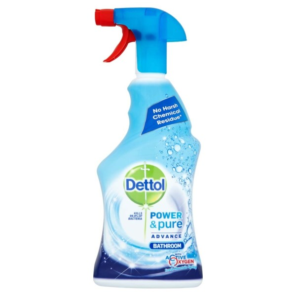 Dettol Power & Pure Advance Bathroom Spray
