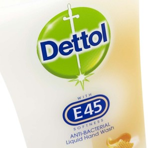 Dettol Refill with E45 Honey
