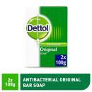 Dettol Soap Twin Pack
