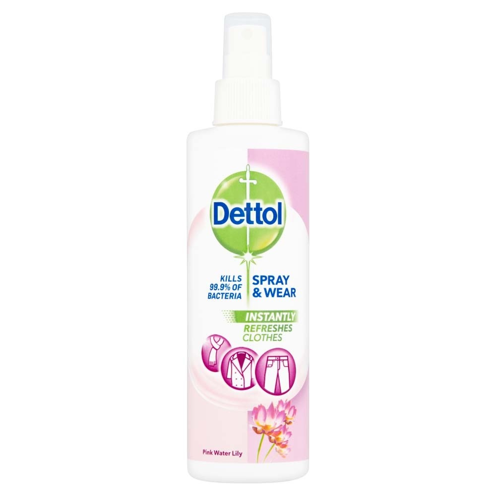 Dettol Spray and Wear Spray Water Lily