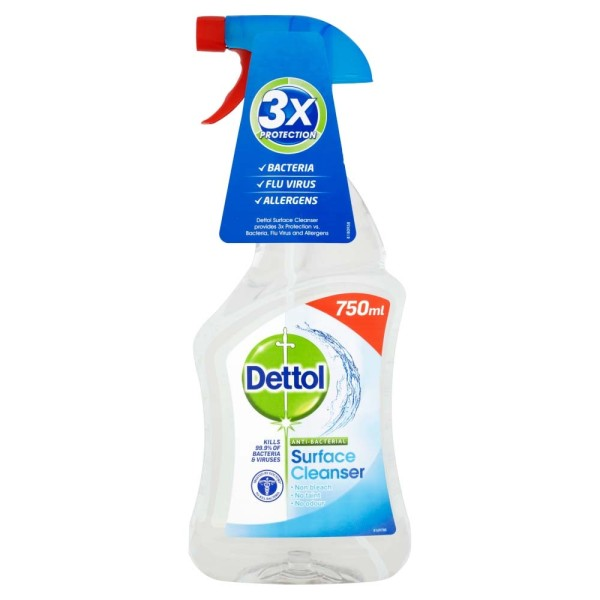 Dettol Surface Cleanser Spray