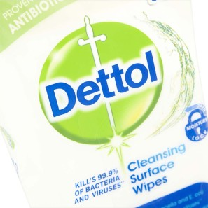 Dettol Surface Cleanser Wipes