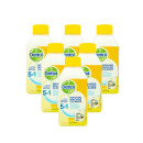 Dettol Washing Machine Cleaner Lemon x 6